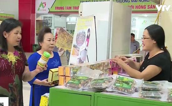 Khám phá khu chợ đầu mối nông sản sạch đầu tiên ở Hà Nội
