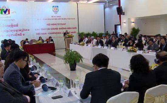 Hội nghị tư pháp Việt Nam – Campuchia