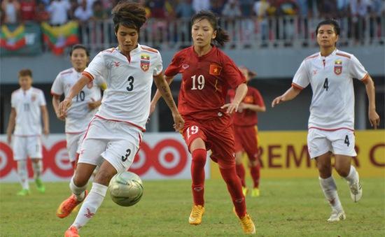 AFF huỷ tổ chức Giải bóng đá nữ Vô địch Đông Nam Á 2017