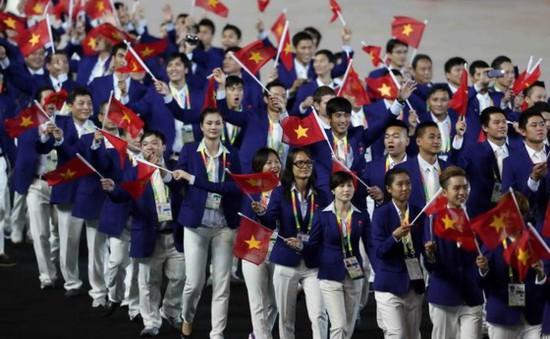 Danh sách Đoàn thể thao Việt Nam dự SEA Games 2017