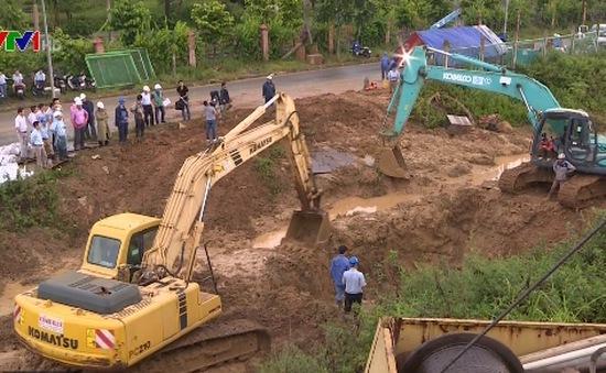 Vỡ đường ống nước sông Đà lần thứ 21