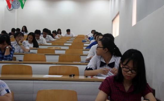 Thi kiểm tra năng lực - Phương thức tuyển sinh mới tại TP.HCM