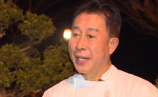 Trò chuyện với vua đầu bếp Martin Yan nổi tiếng thế giới