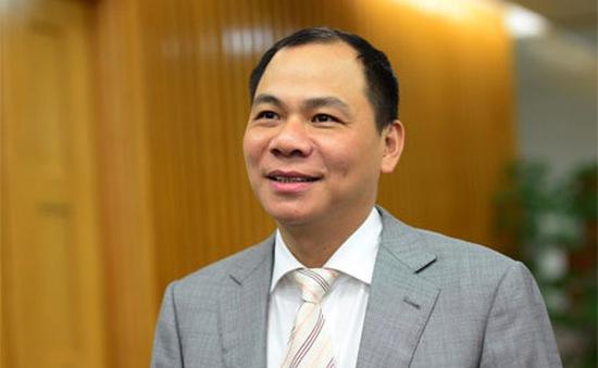 5 doanh nhân giàu nhất sàn chứng khoán Việt Nam
