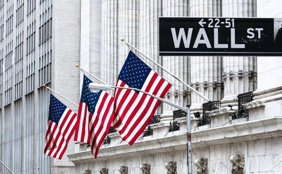 Mỹ: Giá trị các án phạt nhằm vào phố Wall giảm mạnh