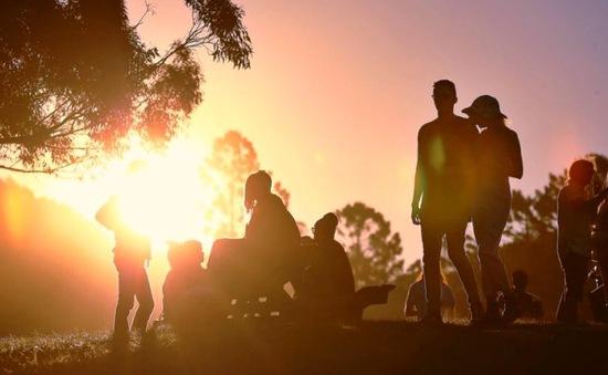 Australia trải qua mùa đông nóng nhất lịch sử
