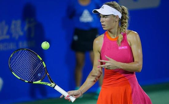 Đơn nữ giải Trung Quốc mở rộng 2017: Wozniacki đi tiếp