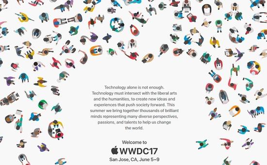 WWDC 2017: Xem trực tuyến sự kiện của Apple tại đâu?