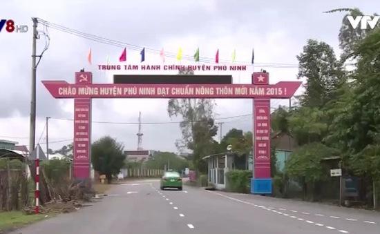 Quảng Nam đột phá trong xây dựng nông thôn mới