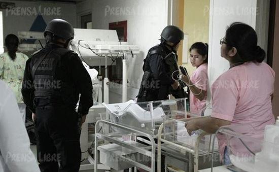 Xả súng tại bệnh viện Guatemala, 7 người thiệt mạng