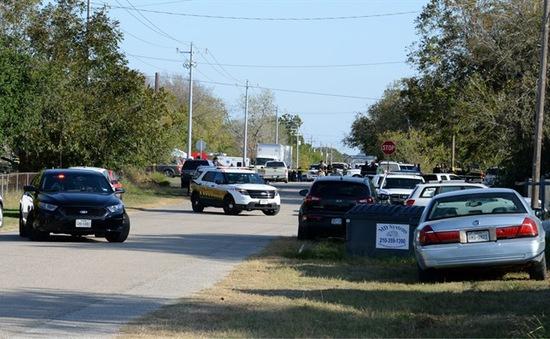 Hung thủ xả súng ở Texas từng tham gia lực lượng không quân Mỹ