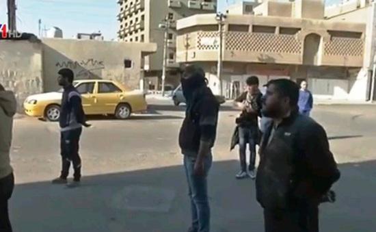 Vùng Xanh ở Baghdad bị tấn công bằng rocket