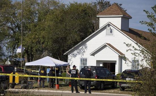 Hung thủ vụ xả súng tại bang Texas có vấn đề về tâm thần