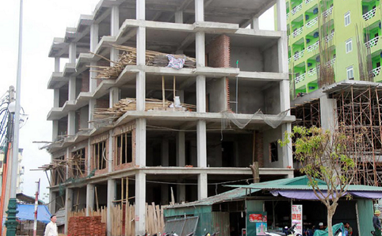 Hà Nội kiểm tra hoạt động quản lý trật tự xây dựng đô thị