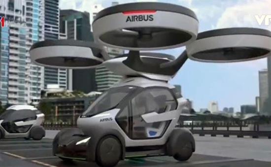 Xe bay con nhộng - Tương lai của ngành vận chuyển?