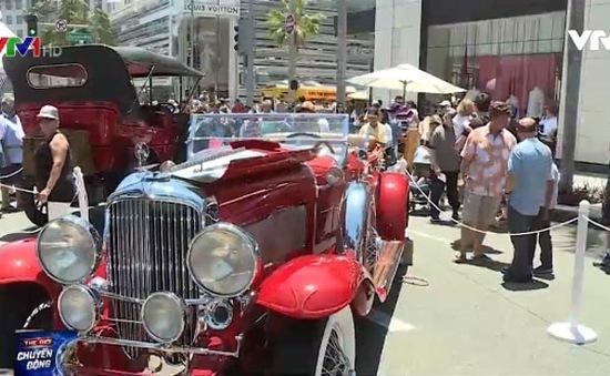 Chơi xe cổ - Niềm đam mê tại miền Nam nước Mỹ