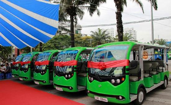 Tuyến xe bus điện đầu tiên của TP.HCM miễn phí 3 ngày