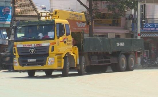Khánh Hòa kiên quyết chấn chỉnh hoạt động xe ben