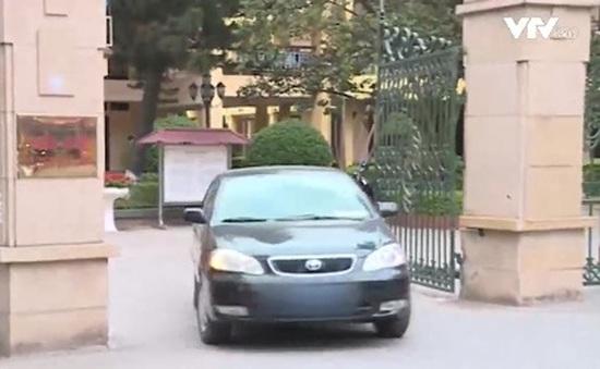 Đề xuất khoán chi phí xe công đối với Thứ trưởng, Chủ tịch UBND tỉnh