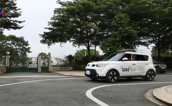 Xe tự lái lần đầu tiên lăn bánh tại Việt Nam