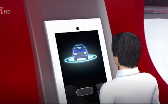Alibaba sẽ bán xe ô tô ở máy bán hàng tự động