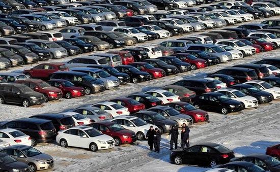 Thị trường ô tô Trung Quốc giữ vững đà tăng trưởng