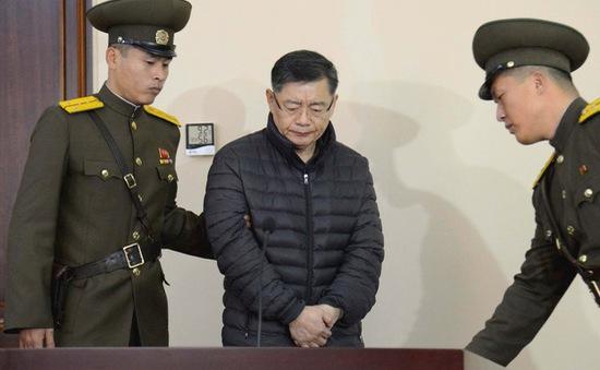 Triều Tiên trả tự do cho mục sư nước ngoài