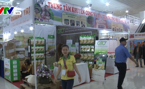 Khai mạc Hội chợ hàng Việt và nông sản an toàn thực phẩm Đà Nẵng 2017