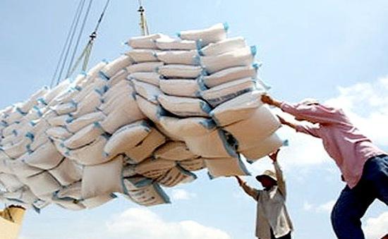Lô gạo đầu tiên xuất khẩu chính ngạch sang Trung Quốc