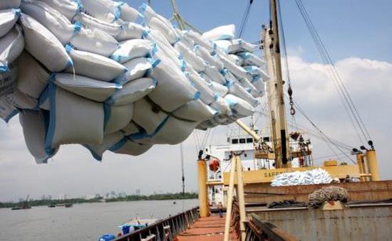Xuất khẩu gạo đã vượt cả năm 2016