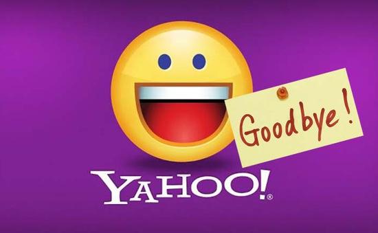 """Sự ra đi lặng lẽ của """"cựu vương"""" Internet Yahoo"""