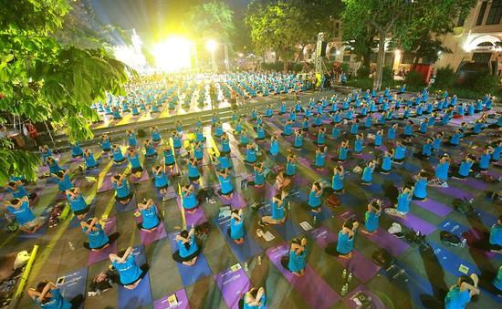 Trung tâm Văn hóa Ấn Độ dành 50 suất dự Yoga Sống khỏe