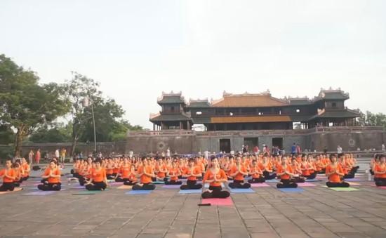 Yoga - phương pháp luyện tập đang được nhiều người ưa thích