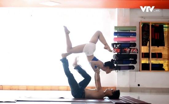 Gặp gỡ cặp vợ chồng vô địch giải Yoga toàn quốc