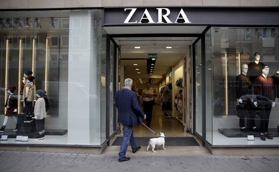 Zara rao bán 16 cửa hàng tại quê nhà Tây Ban Nha