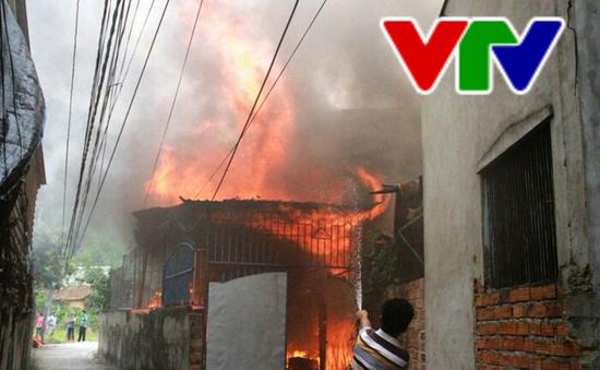 Cháy nhà tại Nha Trang, 2 người thương vong