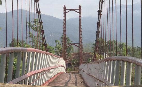 Khánh Hòa: Gần 20 cây cầu treo cần được gấp rút sửa chữa