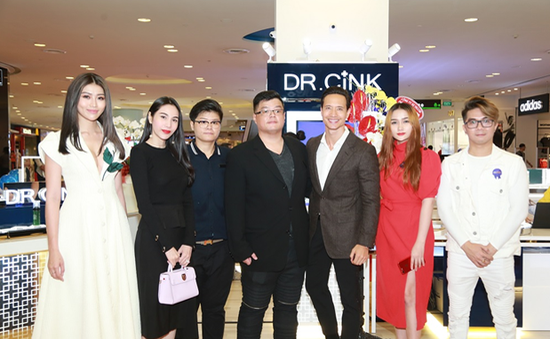 Dàn sao Việt háo hức tìm hiểu dòng mỹ phẩm mới Dr.Cink