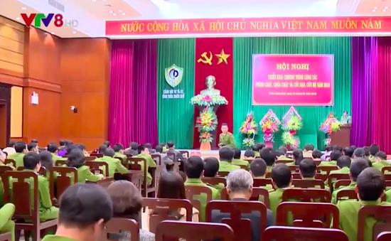 Thừa Thiên Huế tổ chức Hội nghị tổng kết phòng cháy chữa cháy