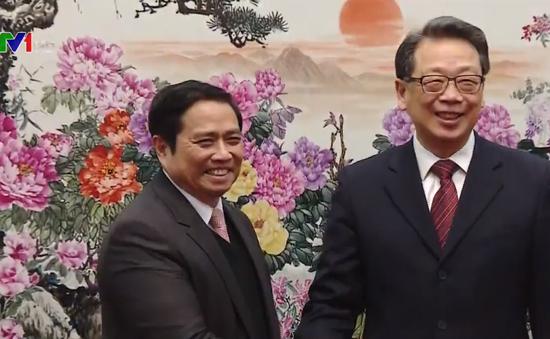 Việt Nam luôn coi trọng quan hệ đối tác hợp tác chiến lược toàn diện với Trung Quốc