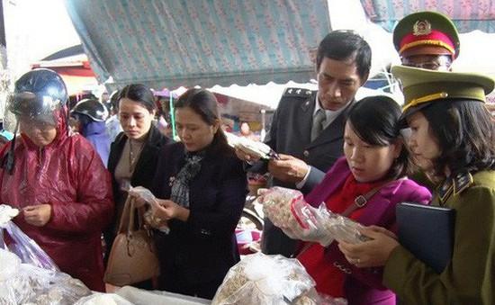 Thí điểm thành lập BQL An toàn thực phẩm tỉnh Bắc Ninh