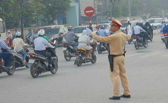 Đề xuất người dân được ghi hình cảnh sát giao thông