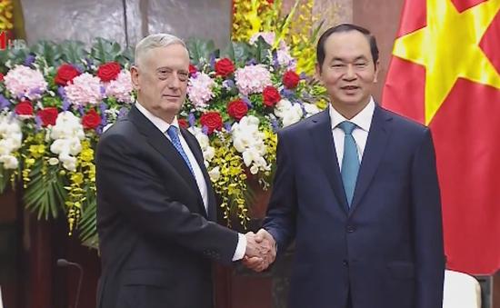 Việt Nam coi trọng phát triển quan hệ toàn diện với Hoa Kỳ