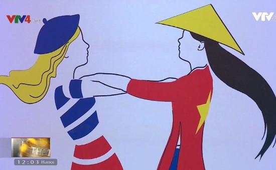 Khởi động năm kỷ niệm 45 năm quan hệ ngoại giao Việt - Pháp