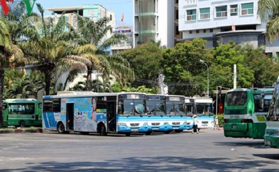 TP.HCM: Lượng khách sử dụng xe bus thí điểm tăng 10%