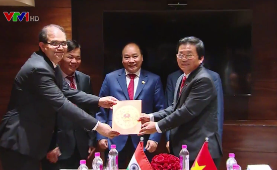 Việt Nam hoan nghênh Ấn Độ đầu tư vào năng lượng tái tạo