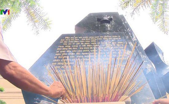 Khánh thành bia tưởng niệm biệt động Sài Gòn – Gia Định