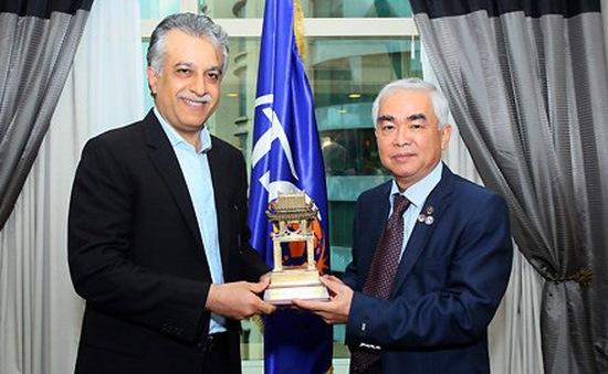 Chủ tịch AFC gửi thư động viên ĐT U23 Việt Nam trước trận chung kết