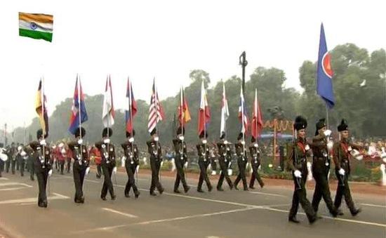 Thủ tướng Nguyễn Xuân Phúc dự Lễ diễu hành nhân ngày Cộng hòa Ấn Độ