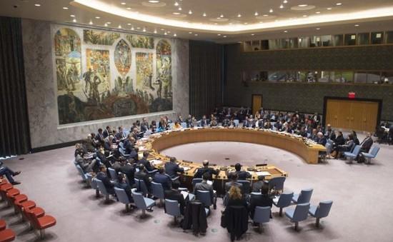 Hội đồng Bảo an họp về tình hình tại Jerusalem